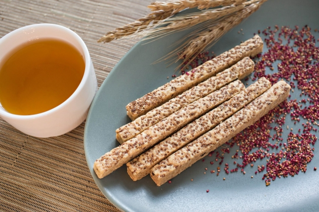 紅藜穀物棒(奶素) 4