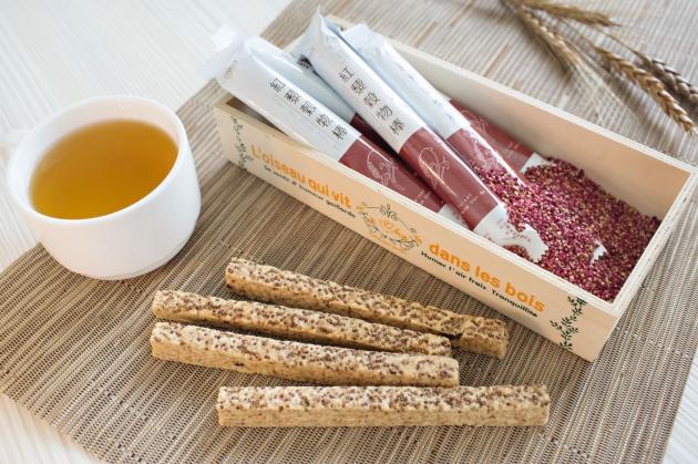 紅藜穀物棒(奶素) 2