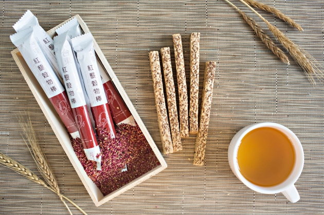 紅藜穀物棒(奶素) 3